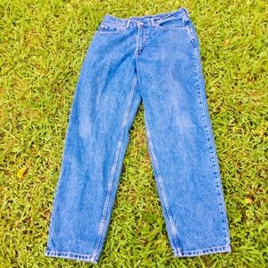 Levi and Strauss Blue Jeans